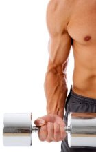 Weight Training System and Cardio, Weight Training for Beginners