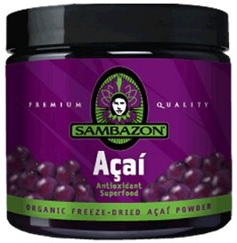 Organic Freeze Dried Acai Powder