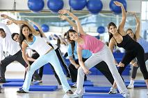 Different Types of Aerobic Exercise are Very Effective for Burning a Large Amount of Energy per Session.