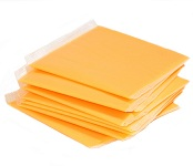 Calories in American Cheese