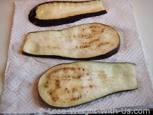How to Grill the Eggplant Salad