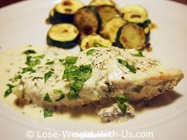 Easy Baked Salmon Fillet Recipe