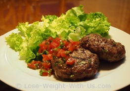 Gourmet Beef Burger Recipe