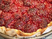Blackberry Pie Cooked
