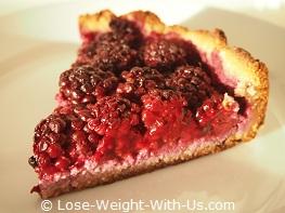 Low Carb Blackberry Pie Recipe