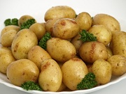 Calories in Boiled Potatoes, Boiled Potato Calories, Boiled Potato Nutrition Facts