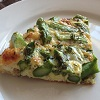 Asparagus Breakfast Frittata Recipe