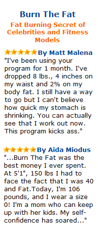 Burn the Fat, Feed the Muscle - How to Lose Weight Fast