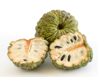 Cherimoya Nutrition Facts, Health Benefits of Cherimoya