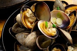 Calories in Clams, Clam Nutrition Facts
