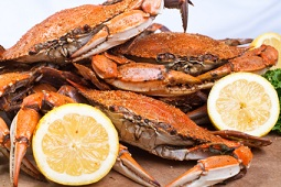Calories in Crab, Crab Calories, Crab Nutrition Facts