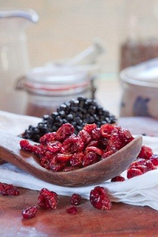 Dried Cranberry Nutrition Facts