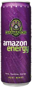 Amazon Energy Acai Berry Drink