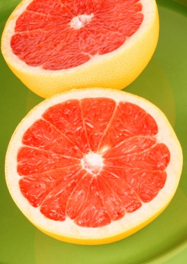 Foods to Increase Metabolism: Grapefruit