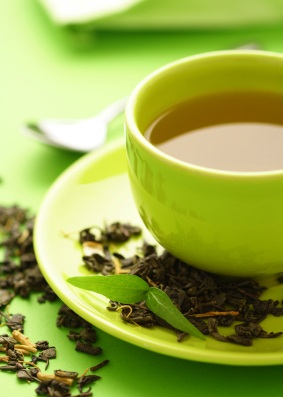 Foods That Burn Fat: Green Tea