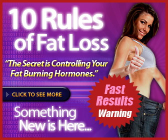 Learn the 10 Easy Rules of Dieting and Fat Loss