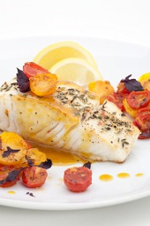 Calories in Halibut, Halibut Calories, Halibut Nutrition Facts