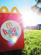 McDonalds Nutritional Information