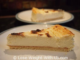 Low Carb Lemon Cheesecake Recipe