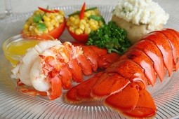 Calories in Lobster, Lobster Calories, Lobster Nutrition Facts