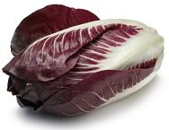 Calories in Radicchio, Radicchio Calories per Serving