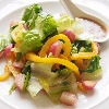 Warm Radish Salad Recipe