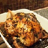 Lemon Roasted Chicken with Garlic and Herbs