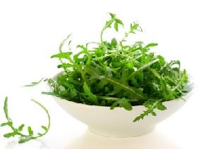 Calories in Arugula or Rocket Salad