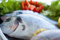 Calories in Sea Bass Fillets