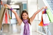 Shopping for Weight Loss - Fun Exercises