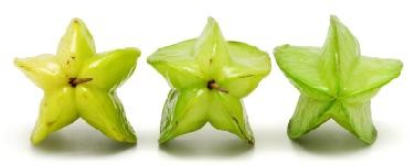 Starfruit or Carambola Nutrition, Health Benefits of Carambola