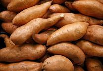 Calories in a Sweet Potato