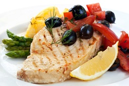 Calories and Nutrition in Swordfish