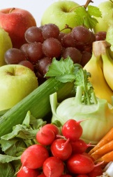 Fruits and Vegetables are Metabolism Boosting Foods