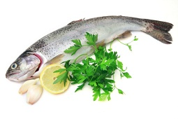 Calories in Trout, Trout Nutrition Facts