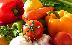 Vegetable Calories