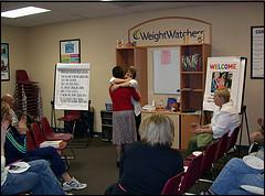 Weight Watchers Meeting