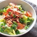 Avocado and Bacon Salad Recipe