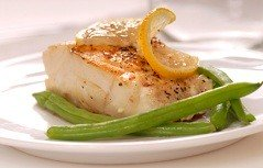 Calories in Cod
