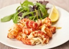 Calories in Crayfish, Crayfish Calories, Crayfish Nutrition Facts