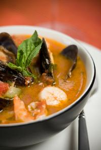 Quick and Easy Fish Seafood Soup Recipe
