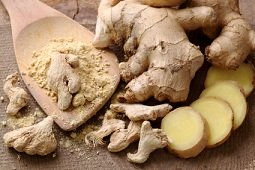 Ginger Calories