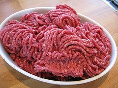 Calories in Ground Beef