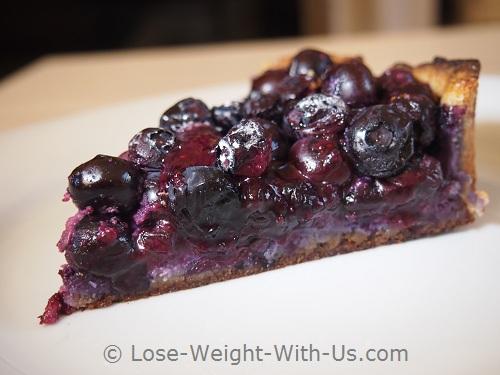 Low Carb Blueberry Pie Recipe