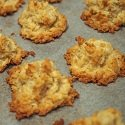 Low Carb Coconut Biscuits