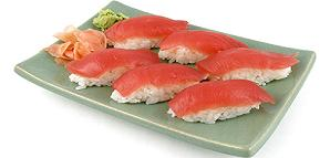 Calories in Nigiri Sushi, Nigiri Susgi Calories