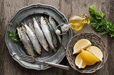 Calories in Sardines, Sardine Nutrition Facts