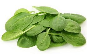 Calories in Spinach