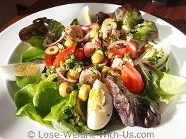Quick Tuna Nicoise Salad Recipe