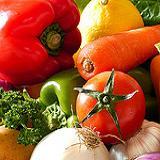 Calories in Vegetables